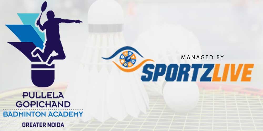 Pullela Gopichand Badminton Academy Greater Noida